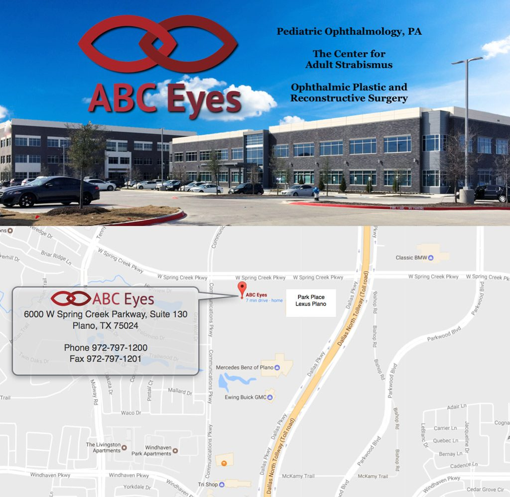 ABC Eyes Plano-Frisco Office