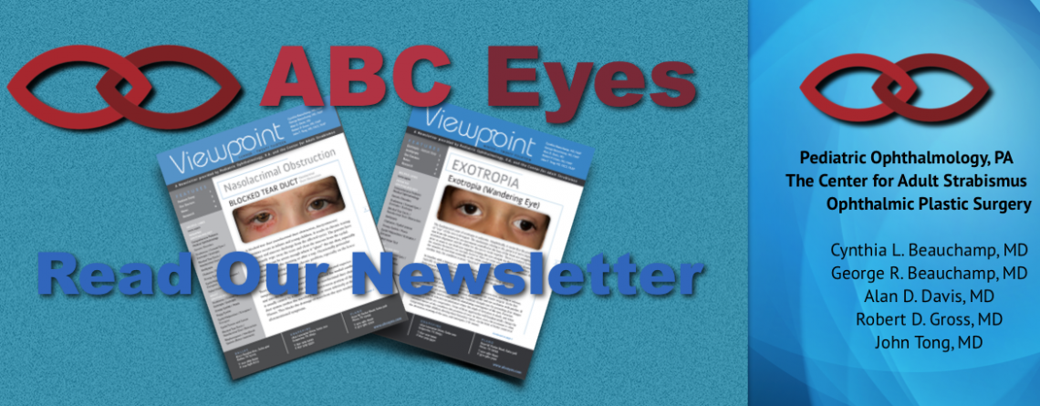 Viewpoint Newsletter from ABC Eyes